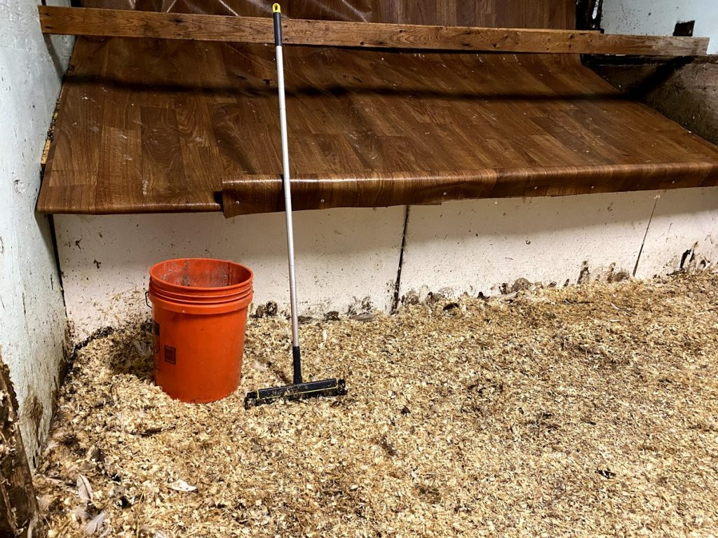 Dropping Board for your Chicken Coop